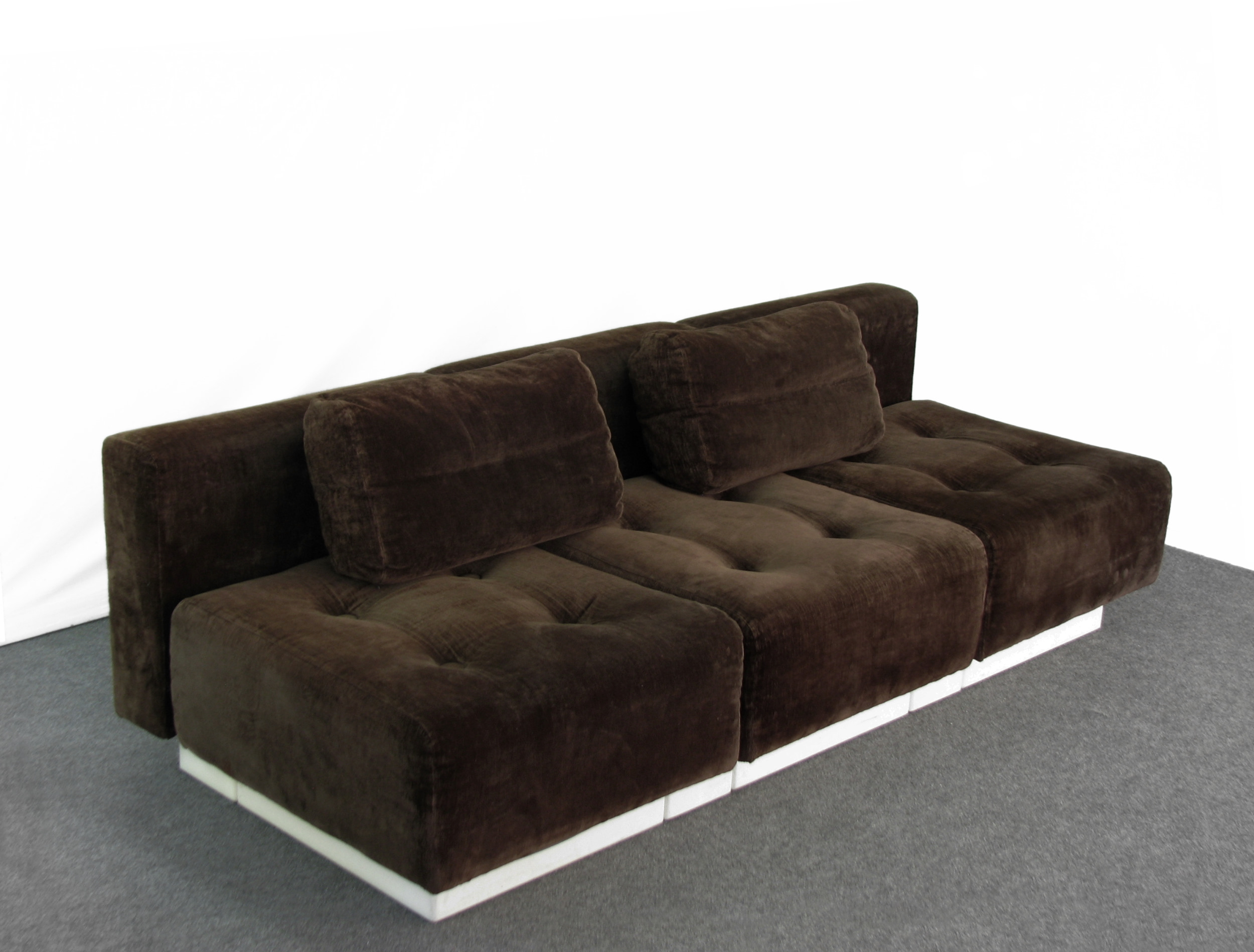 70s modular couch daybed zapf bellini colani style 70er for 70 er jahre couch